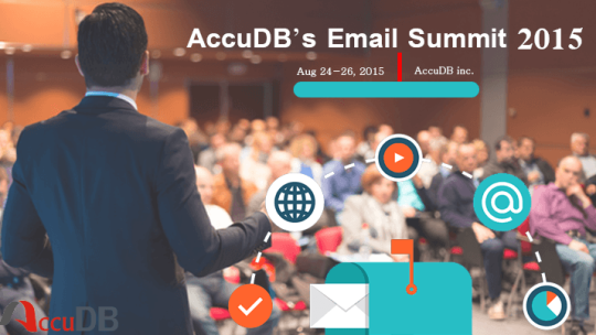 AccuDB's Email Summit 2015